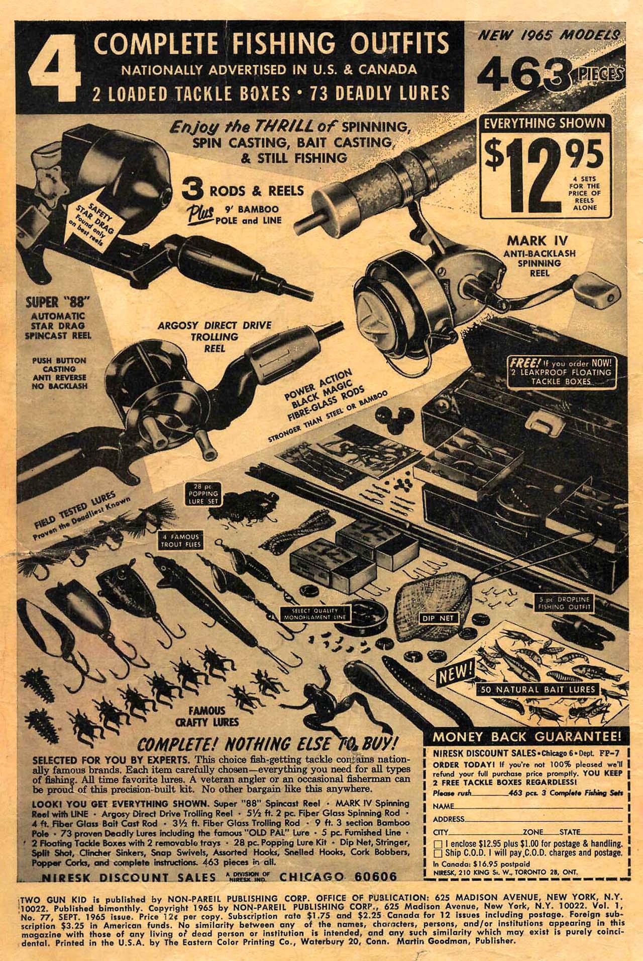 Read online Two-Gun Kid comic -  Issue #77 - 2