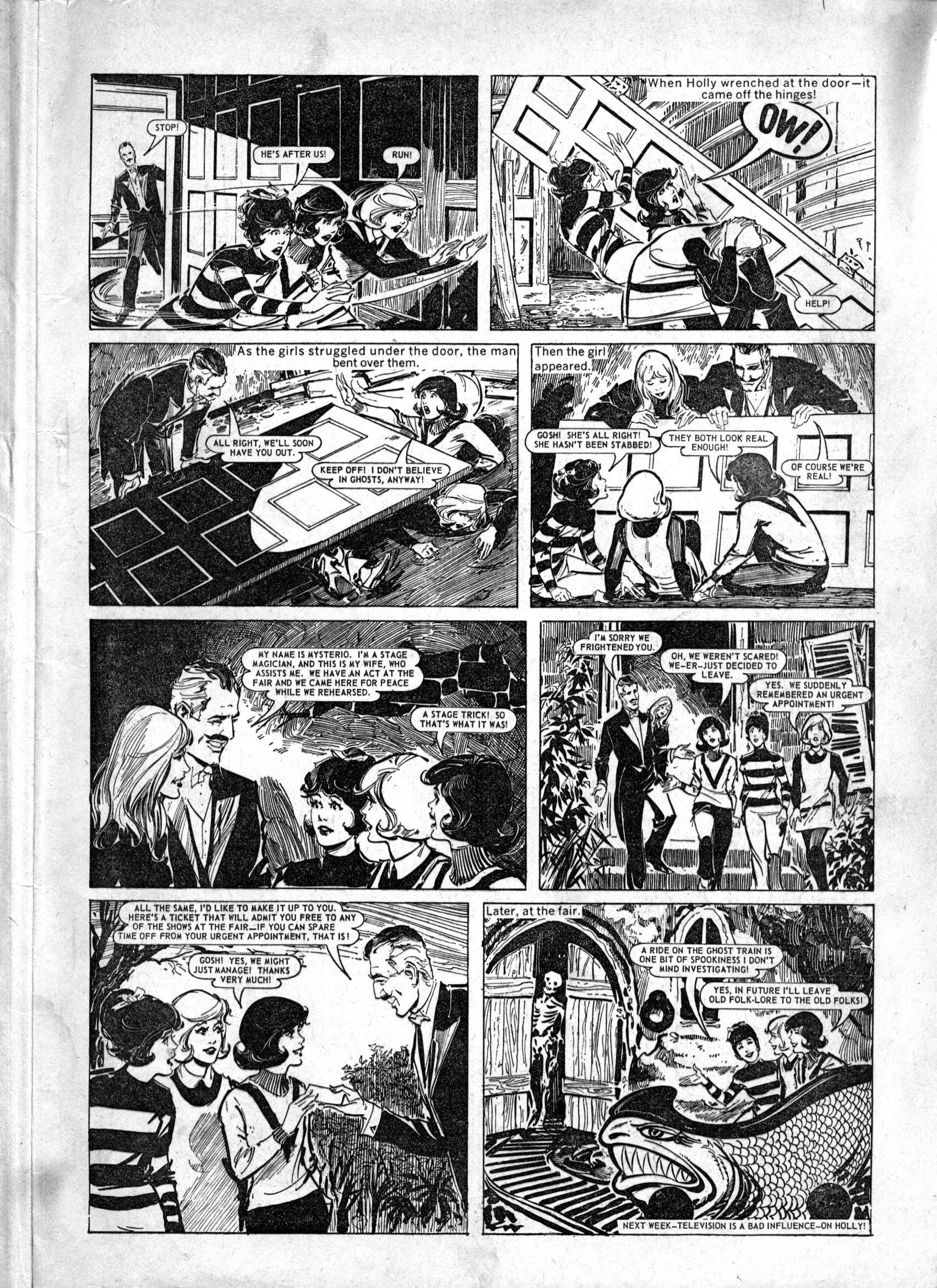 Read online Judy comic -  Issue #358 - 31