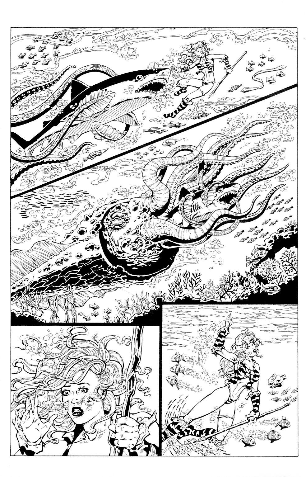 Read online Jungle Fantasy (2002) comic -  Issue #4 - 11
