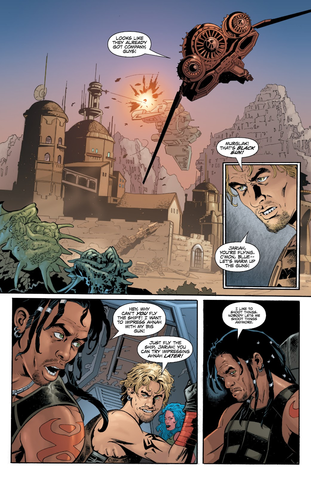 Read online Star Wars Legends: Legacy - Epic Collection comic -  Issue # TPB 2 (Part 2) - 20