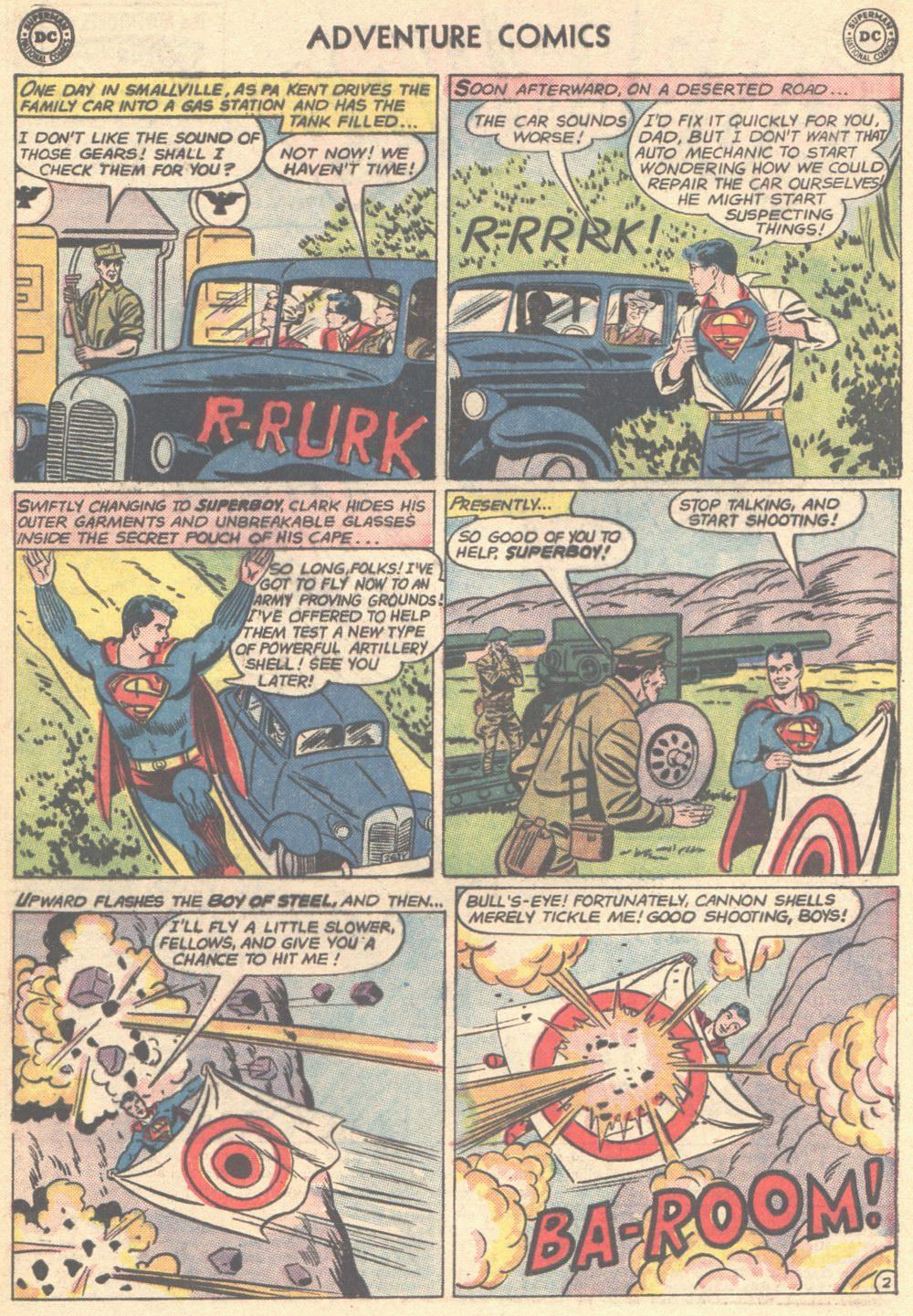 Read online Adventure Comics (1938) comic -  Issue #304 - 4