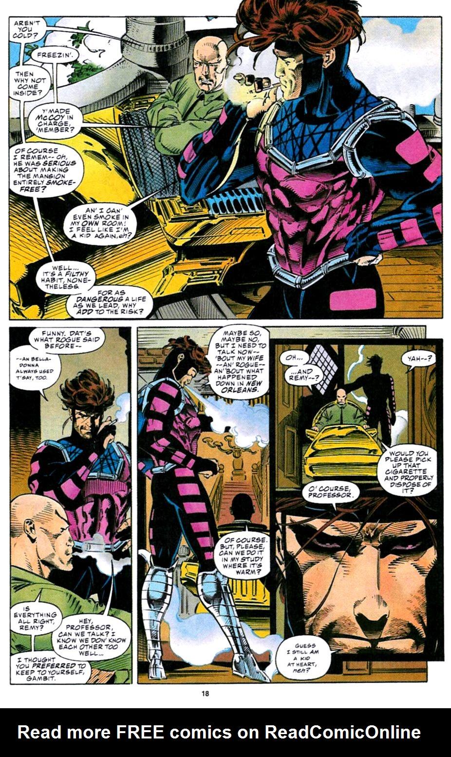 X-Men (1991) 32 Page 12