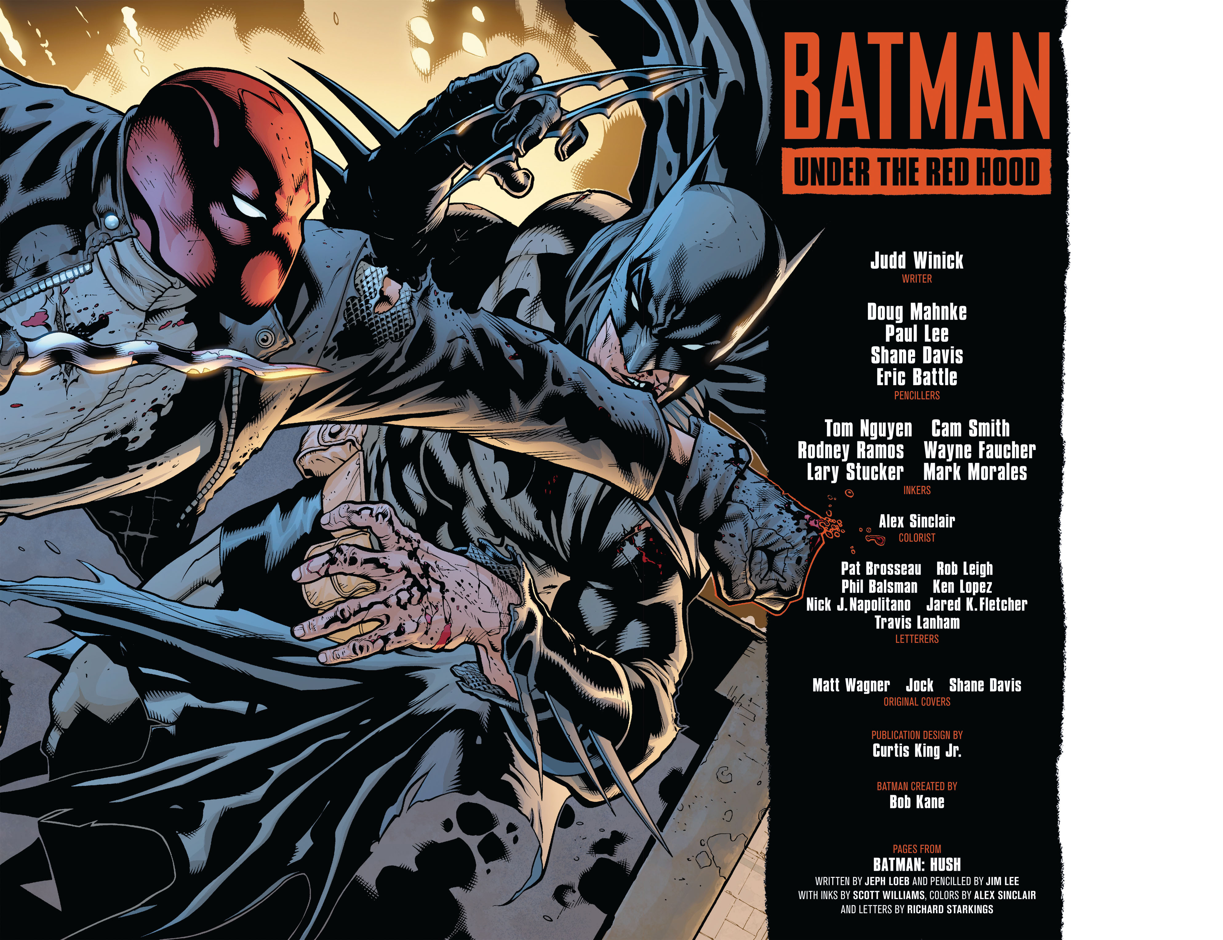 Read online Batman: Under The Red Hood comic -  Issue # Full - 3