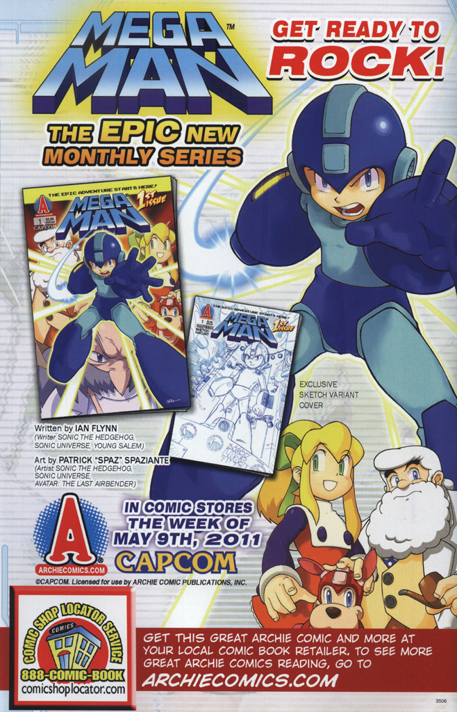 Read online Sonic the Hedgehog Free Comic Book Day Edition comic -  Issue # Special 5 - 2