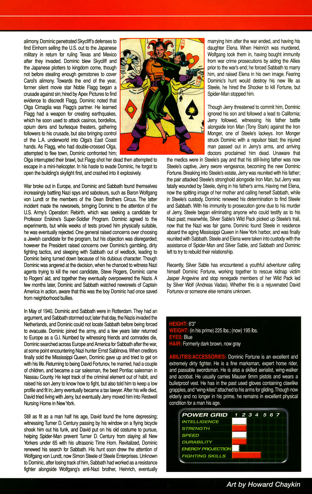 Read online All-New Official Handbook of the Marvel Universe A to Z comic -  Issue #3 - 58