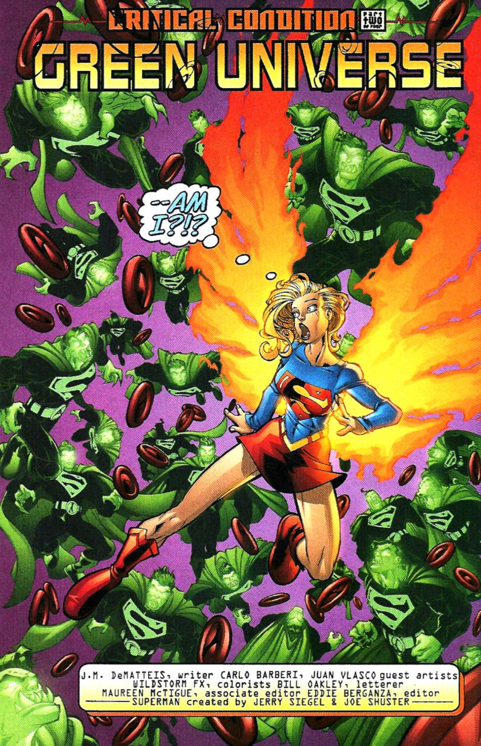 Read online Adventures of Superman (1987) comic -  Issue #580 - 5