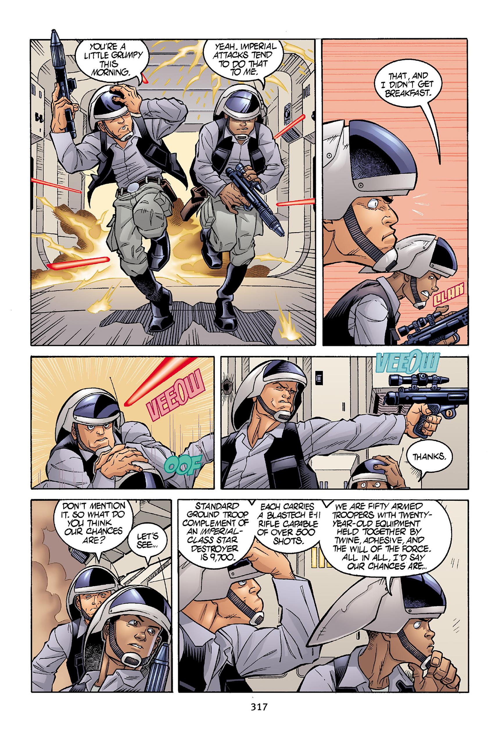 Read online Star Wars Omnibus comic -  Issue # Vol. 30 - 314