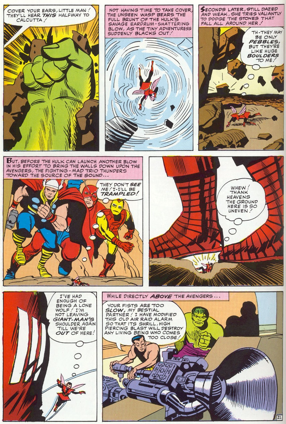 The Avengers (1963) 3 Page 21