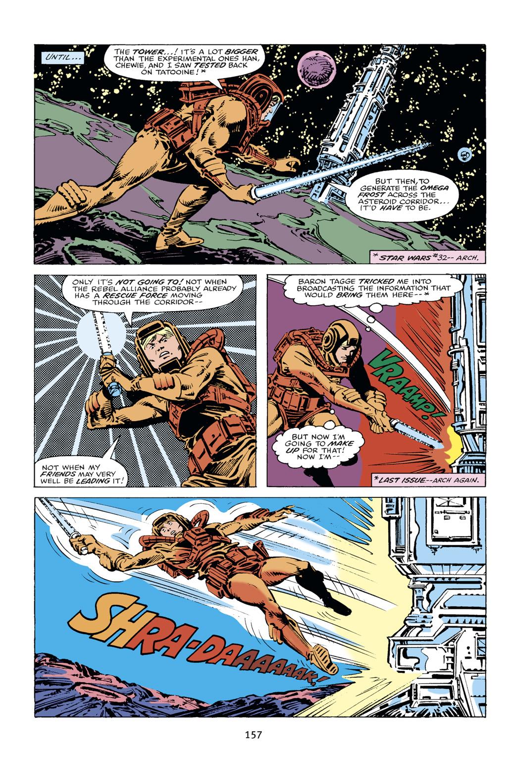 Read online Star Wars Omnibus comic -  Issue # Vol. 14 - 156