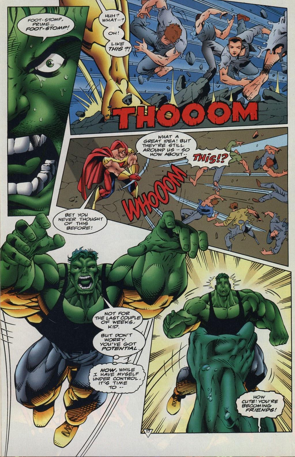 Read online Prime Vs. The Incredible Hulk comic -  Issue # Full - 21