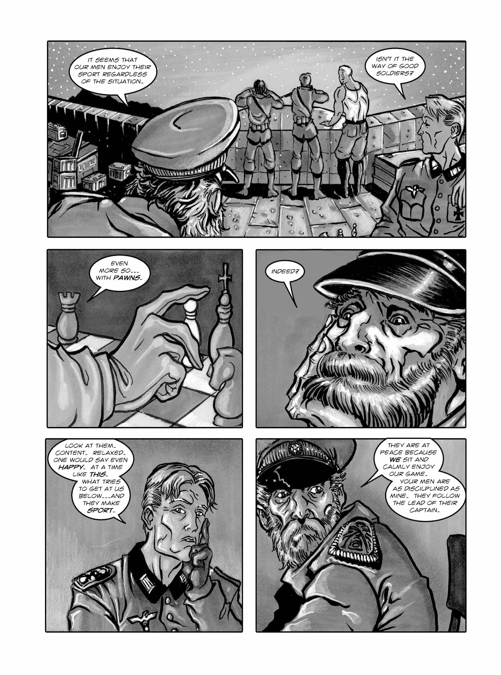 Read online FUBAR comic -  Issue #1 - 103
