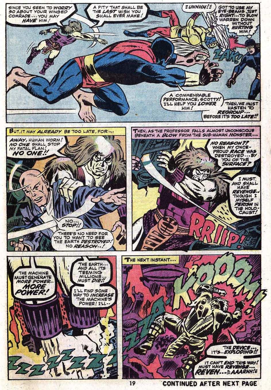 Uncanny X-Men (1963) 90 Page 20