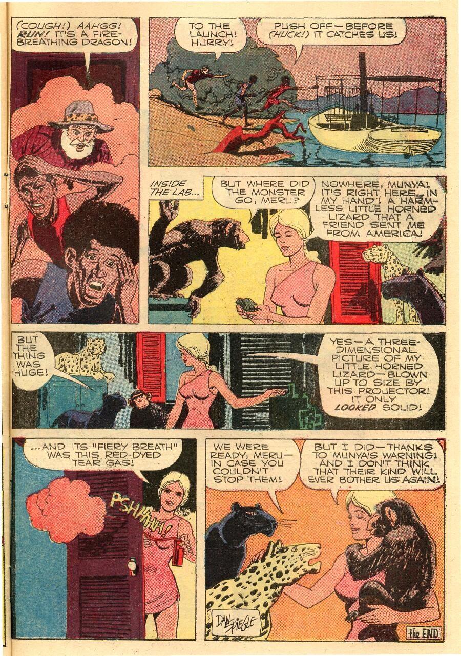 Tarzan (1962) issue 194 - Page 31