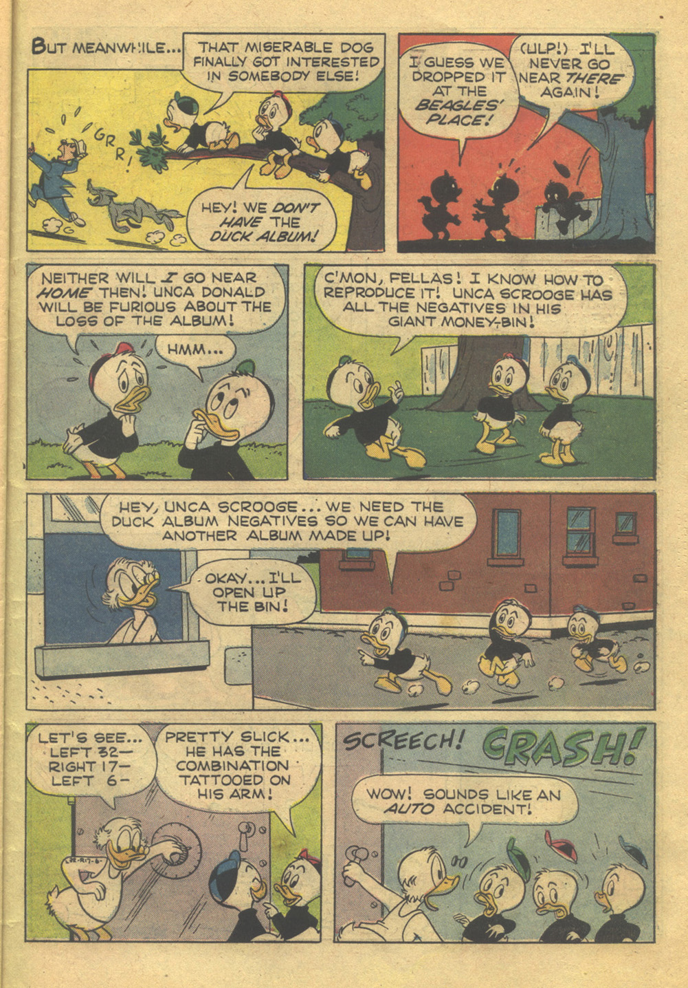 Read online Uncle Scrooge (1953) comic -  Issue #77 - 25