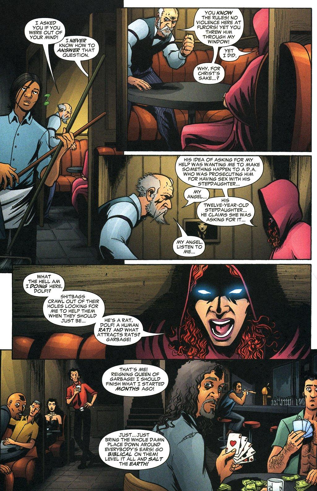 Read online Fallen Angel (2003) comic -  Issue #19 - 11