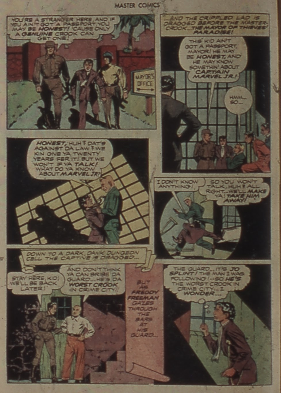 Master Comics issue 48 - Page 12