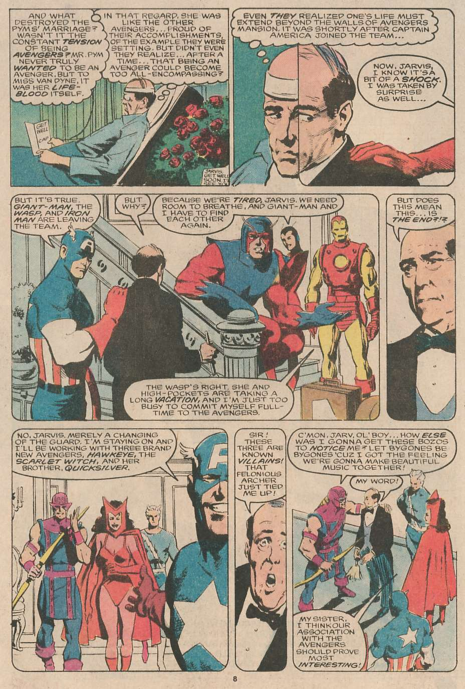 The Avengers (1963) 280 Page 8