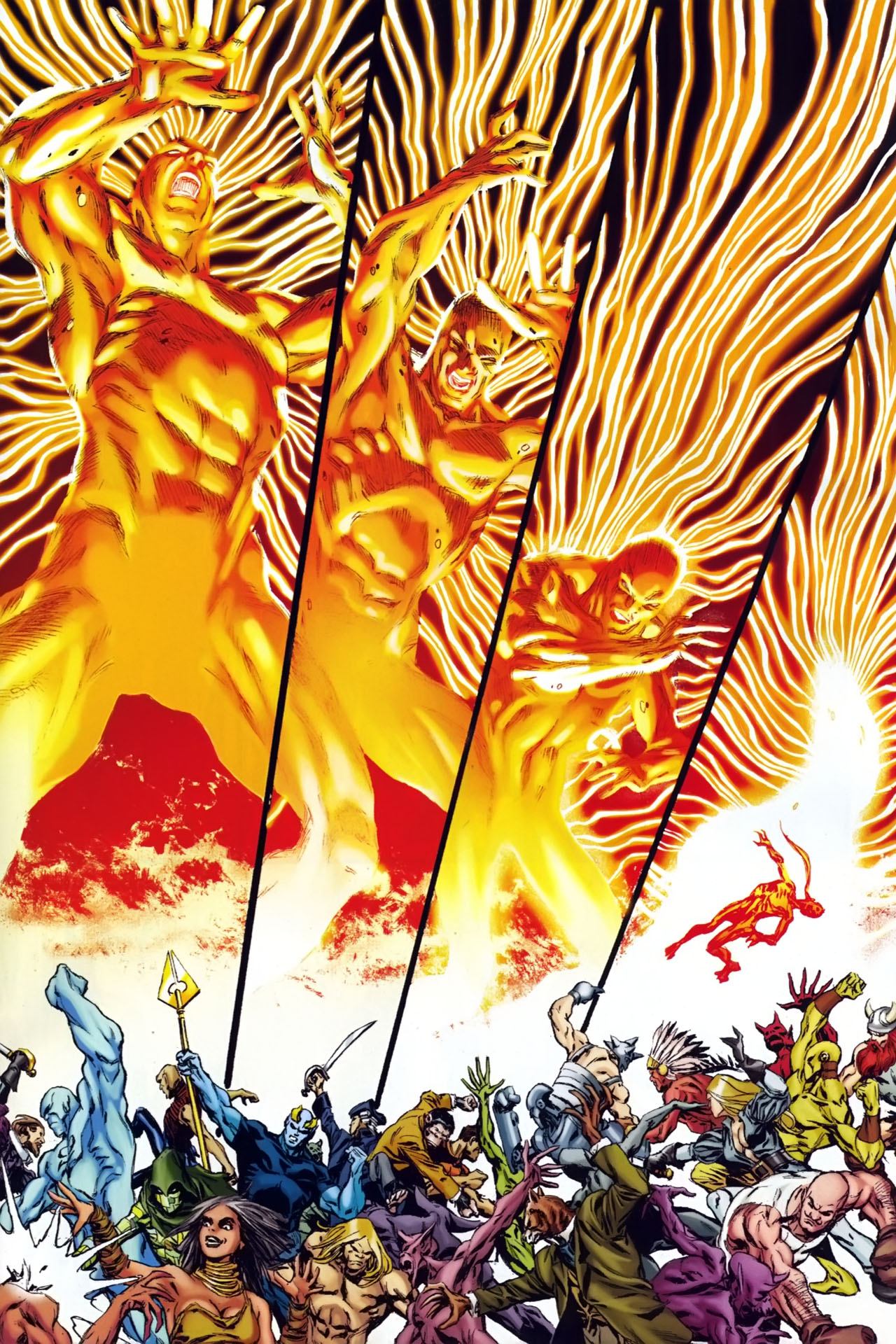 Read online Shadowpact comic -  Issue #25 - 16
