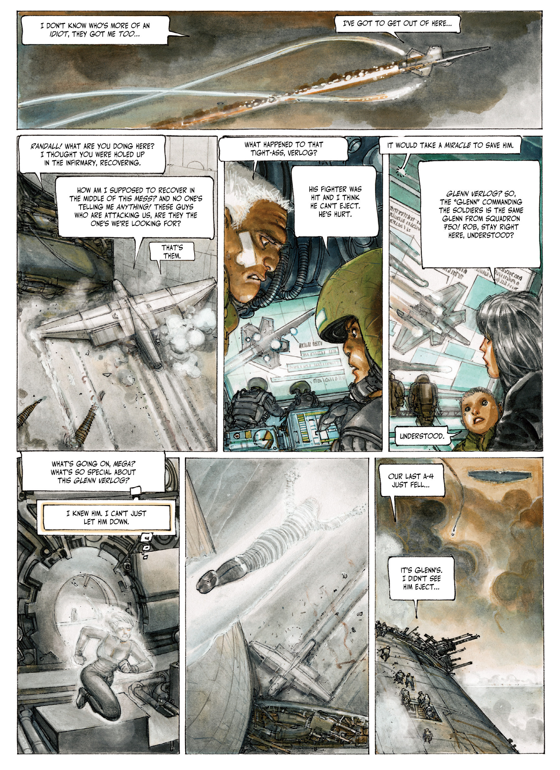 Read online The Fourth Power comic -  Issue #4 - 43