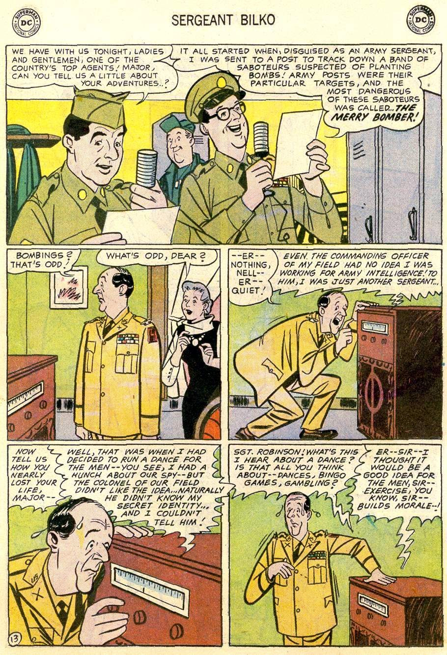 Sergeant Bilko issue 2 - Page 15