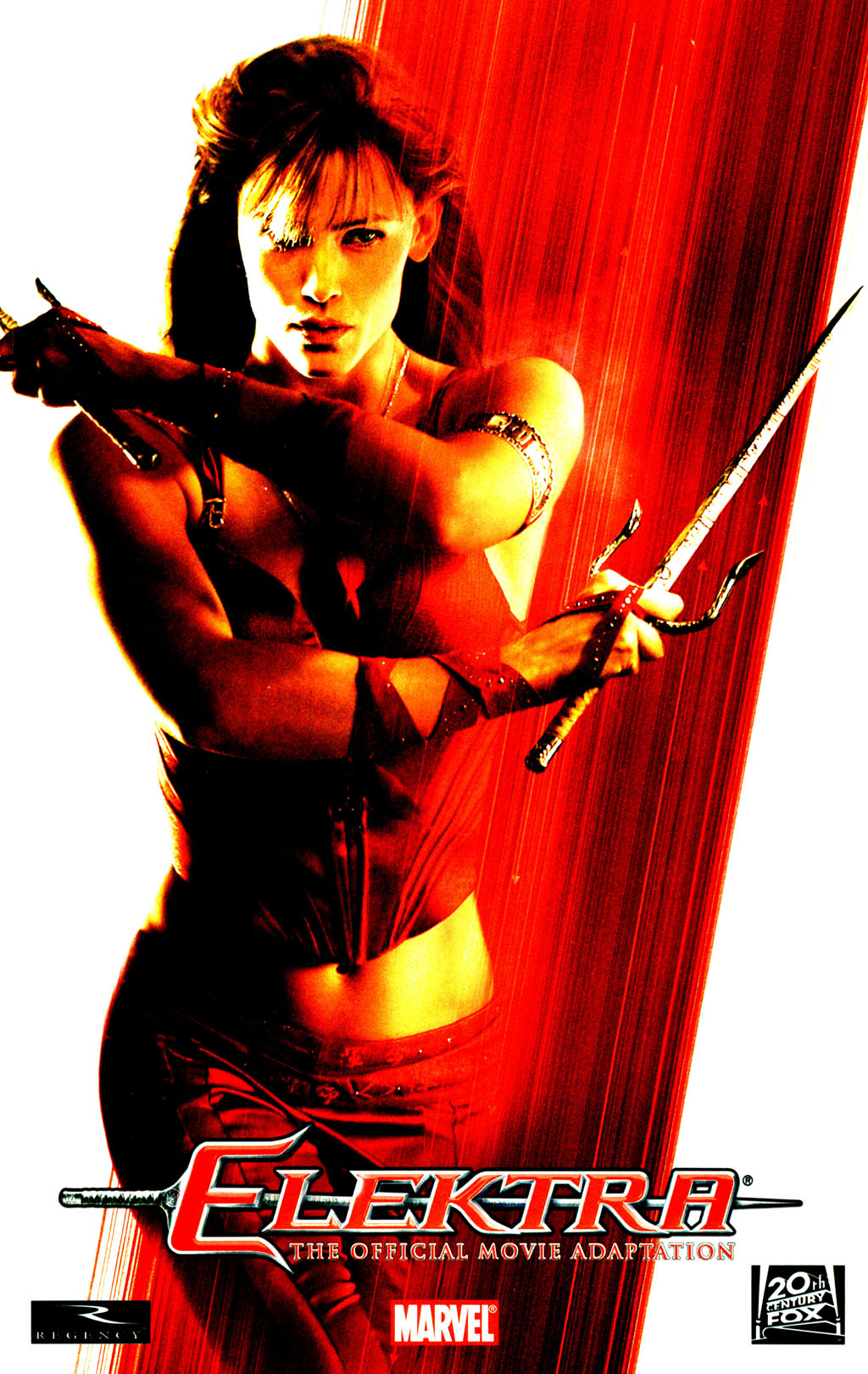 Elektra: The Official Movie Adaptation Full Page 1