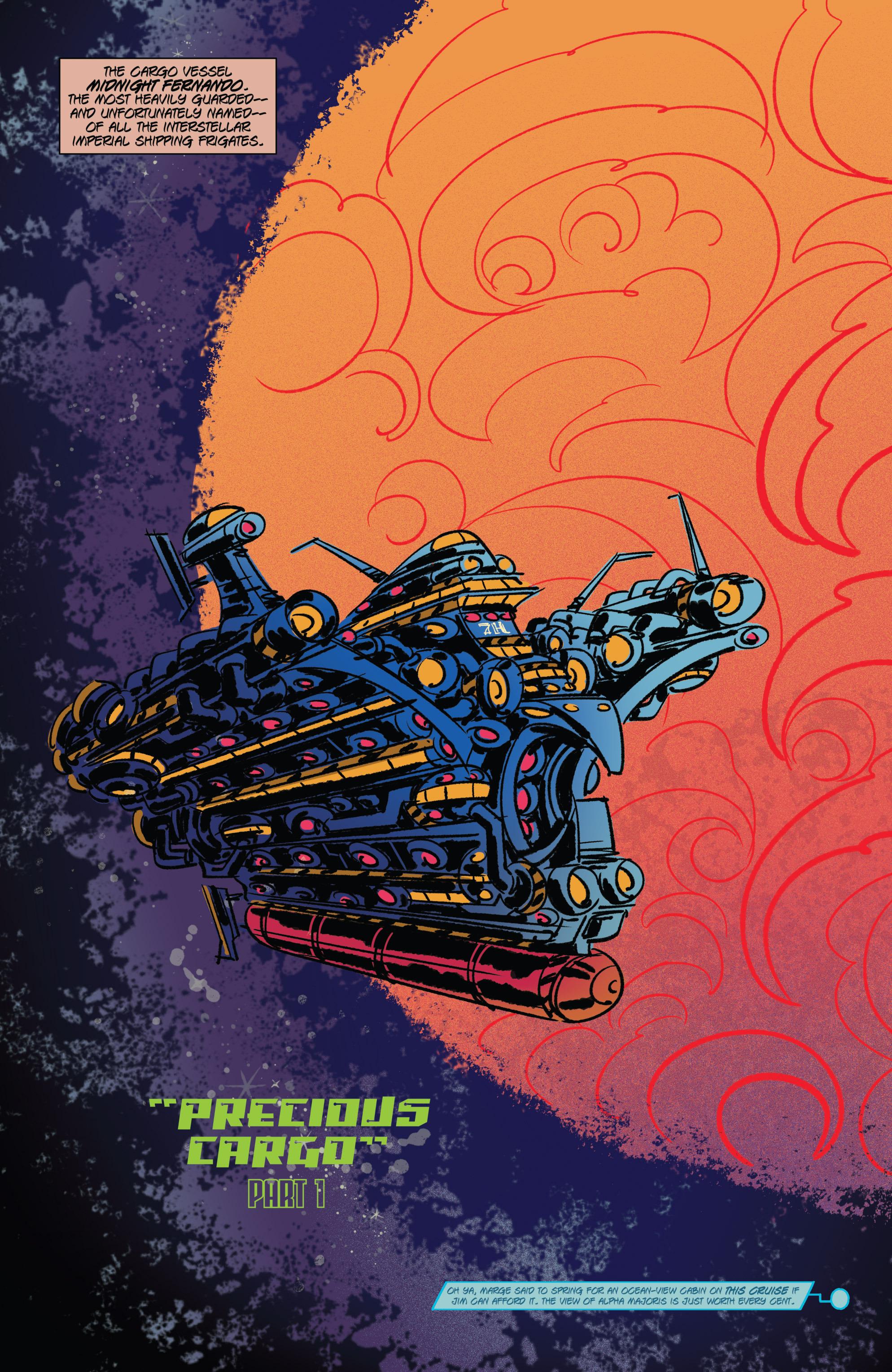 Read online Satellite Falling comic -  Issue #5 - 26
