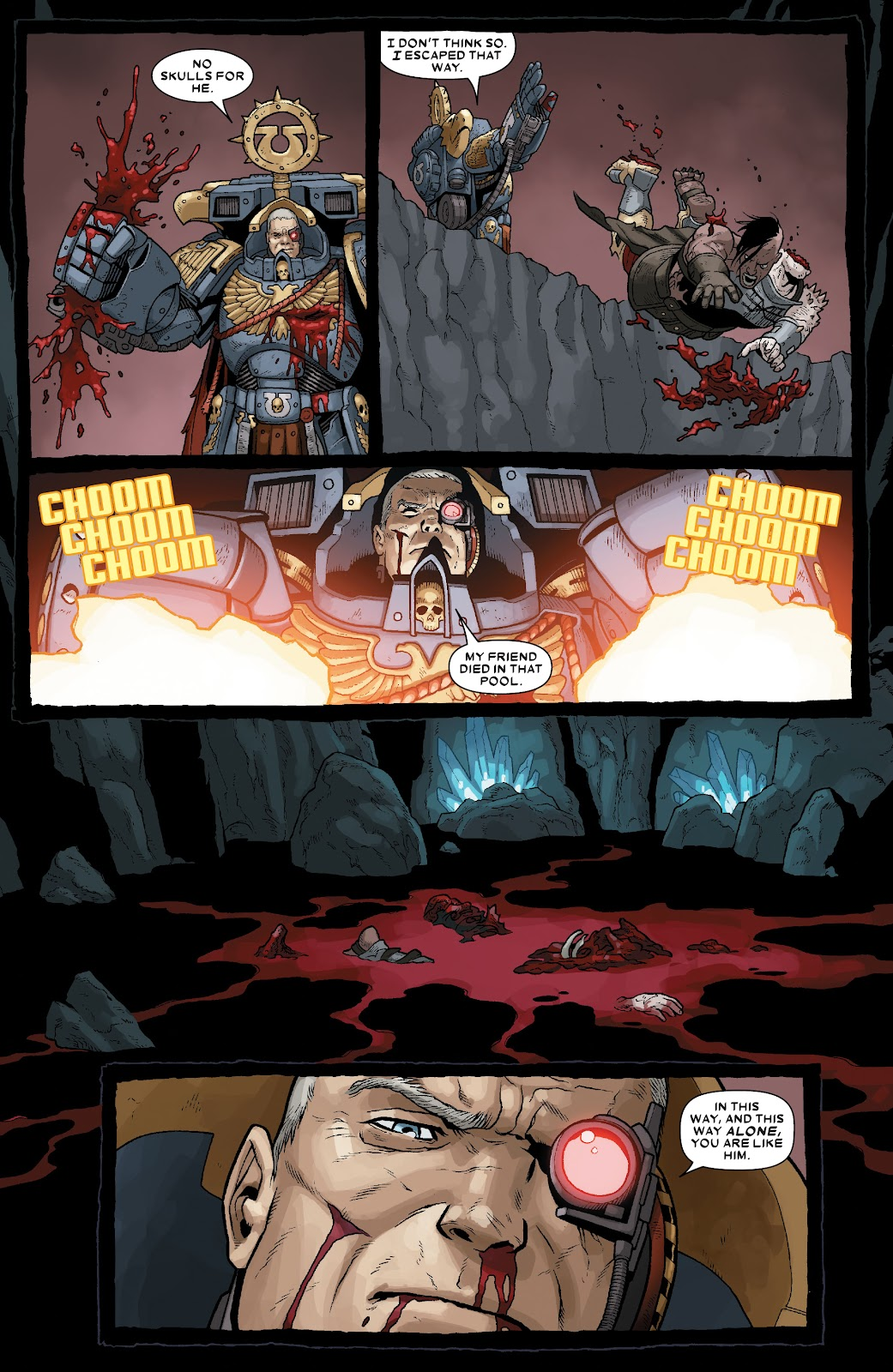 Warhammer 40,000: Marneus Calgar issue 5 - Page 18