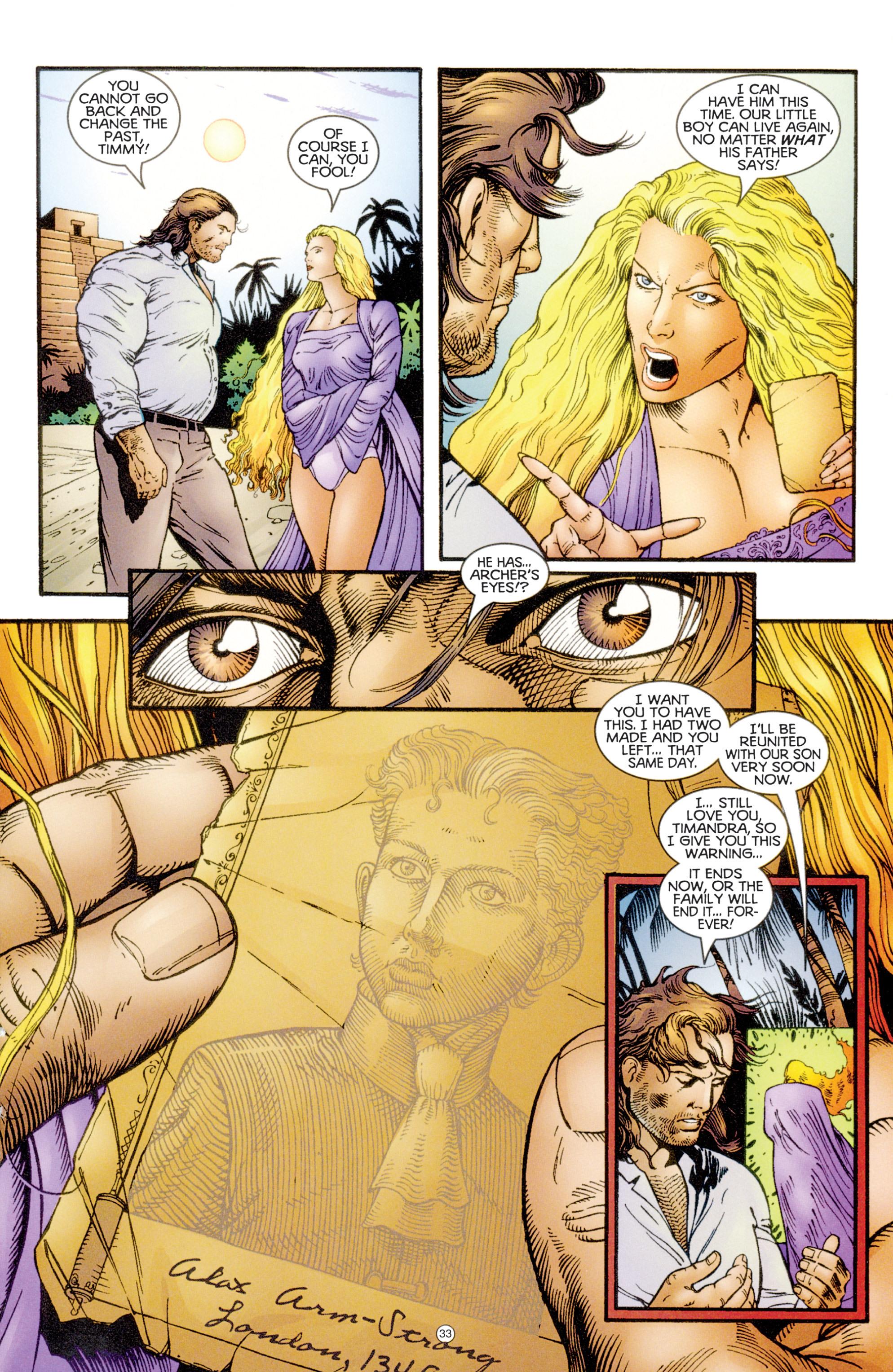 Read online Eternal Warriors comic -  Issue # Issue Digital Alchemy - 30