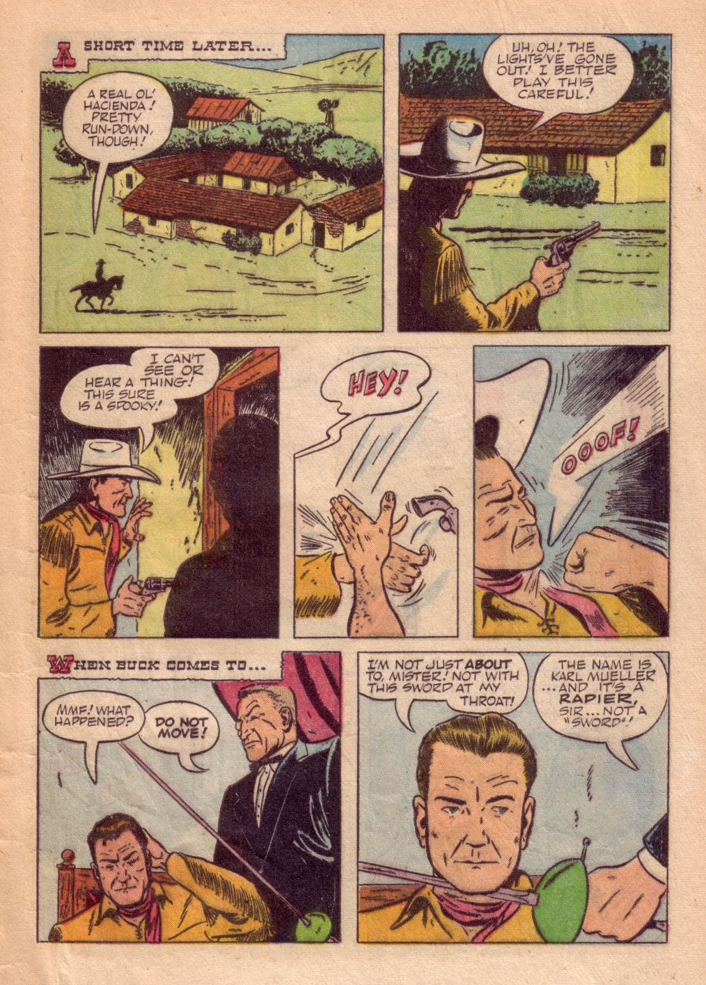 Four Color Comics issue 460 - Page 5