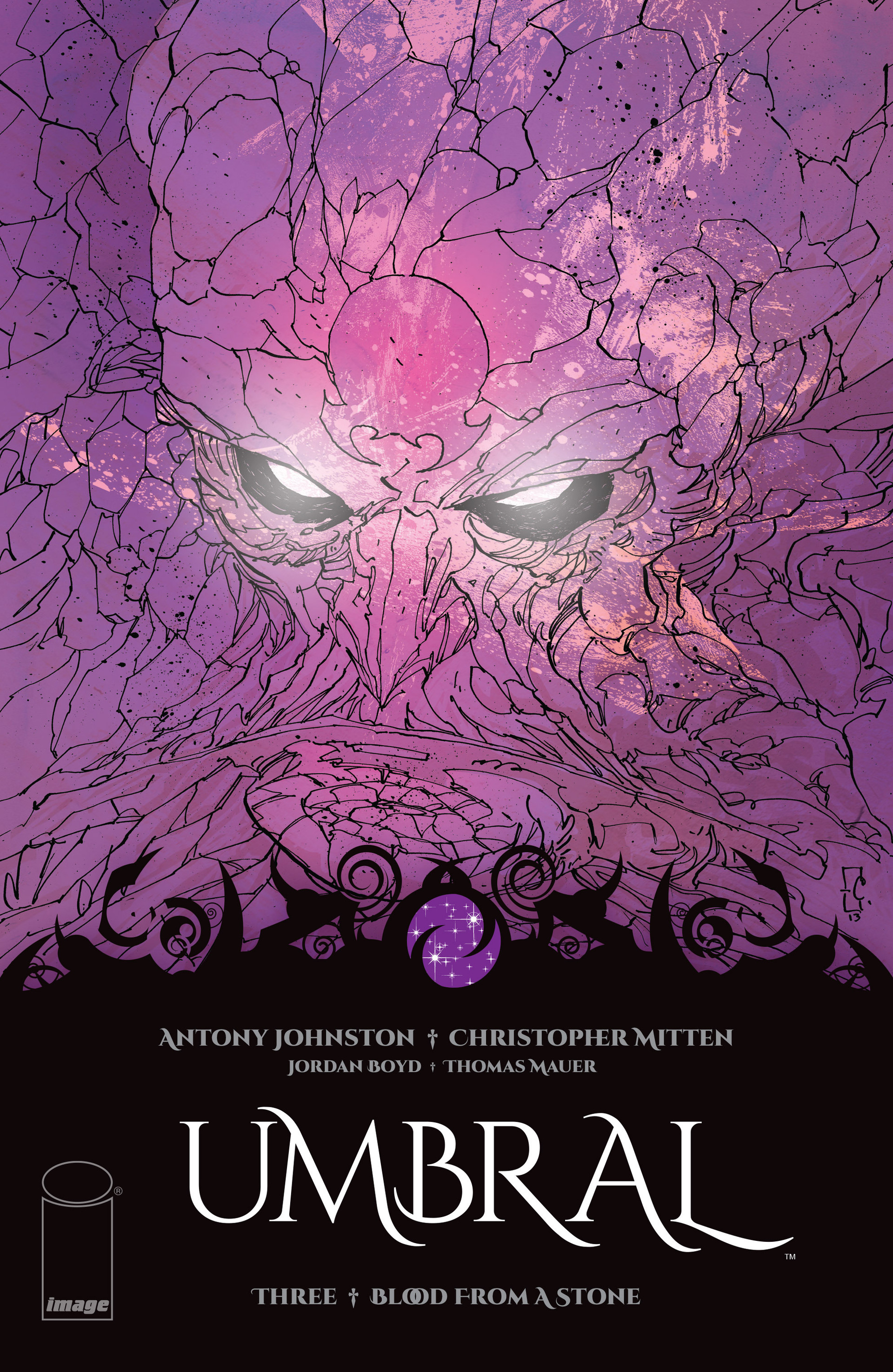 Read online Umbral comic -  Issue #3 - 1