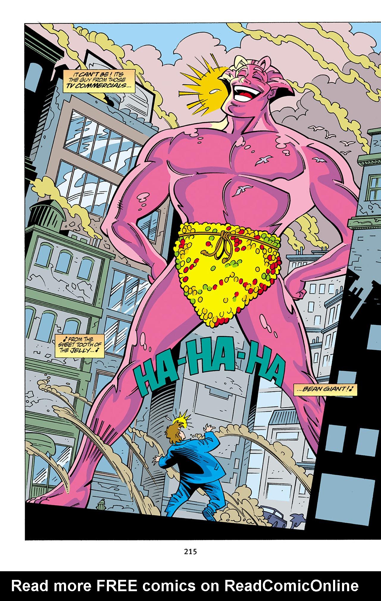Read online Adventures Of The Mask Omnibus comic -  Issue #Adventures Of The Mask Omnibus Full - 214
