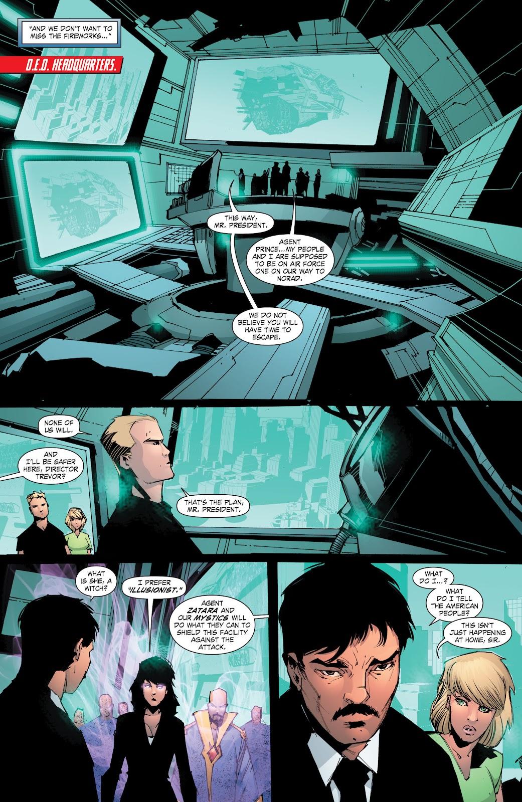 Read online Smallville Season 11 [II] comic -  Issue # TPB 8 - 172
