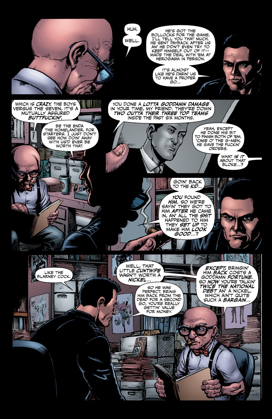 Read online The Boys Omnibus comic -  Issue # TPB 4 (Part 1) - 38