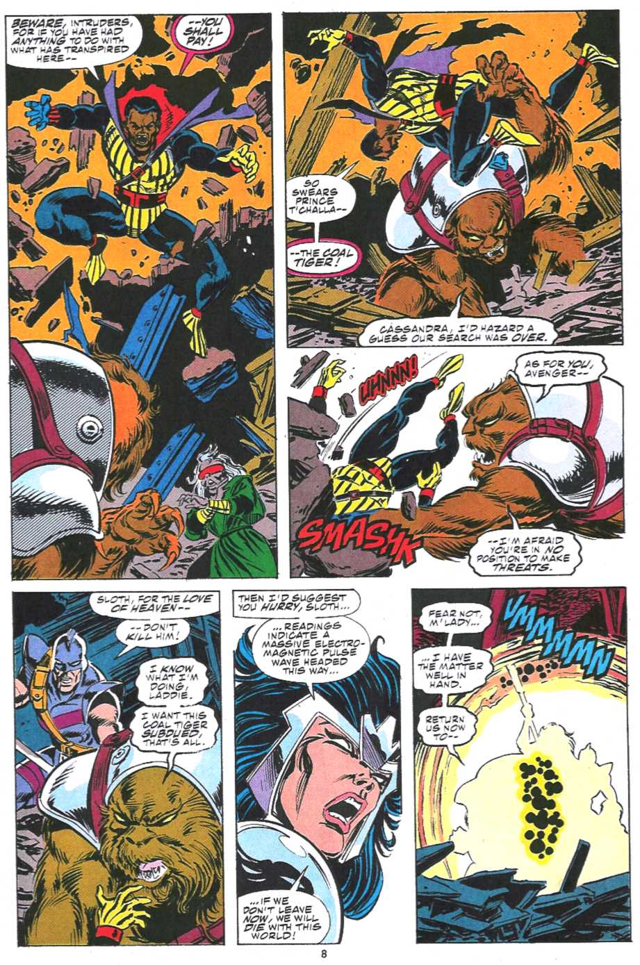 The Avengers (1963) 355 Page 5