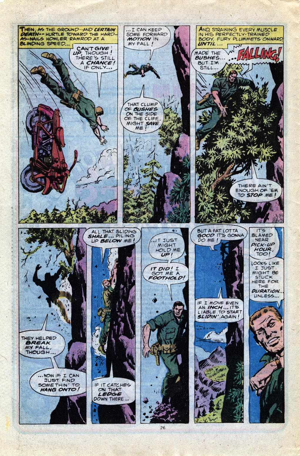 Read online Sgt. Fury comic -  Issue #148 - 28