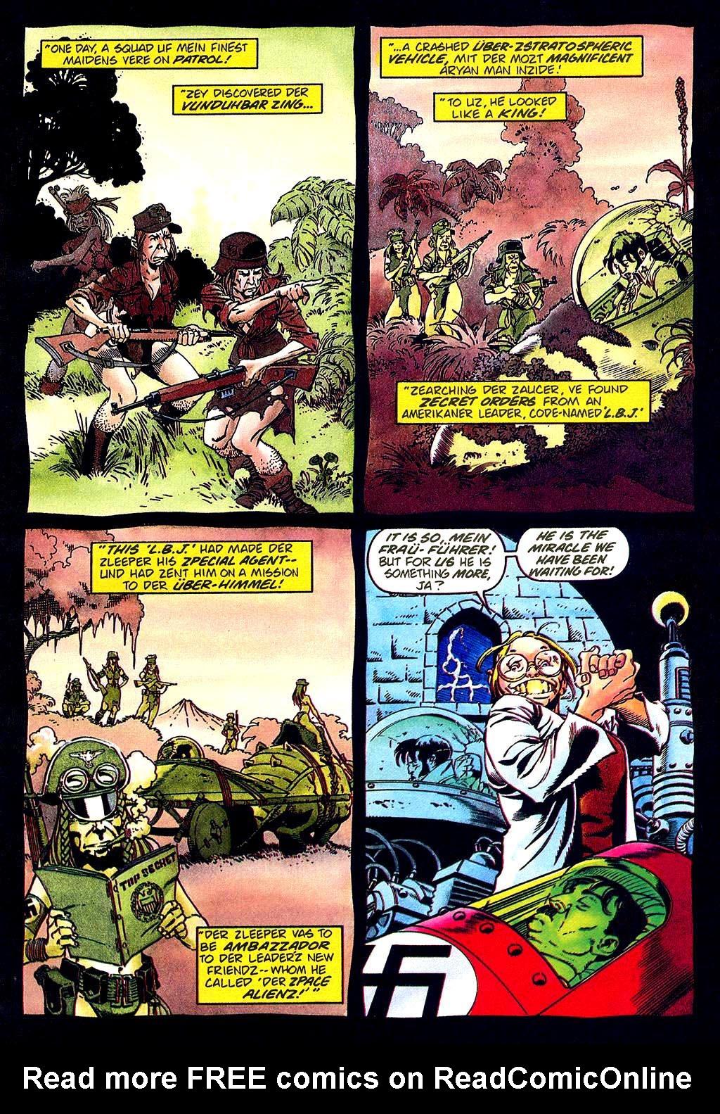 Read online Turok, Dinosaur Hunter (1993) comic -  Issue #38 - 5