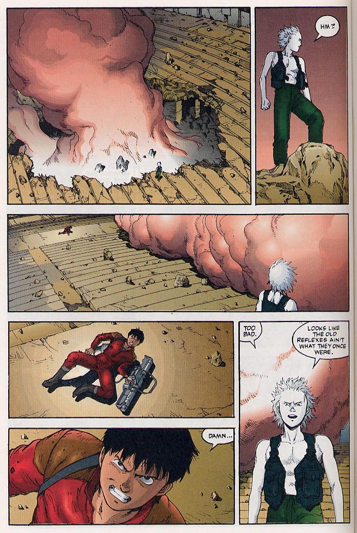 Read online Akira comic -  Issue #32 - 45