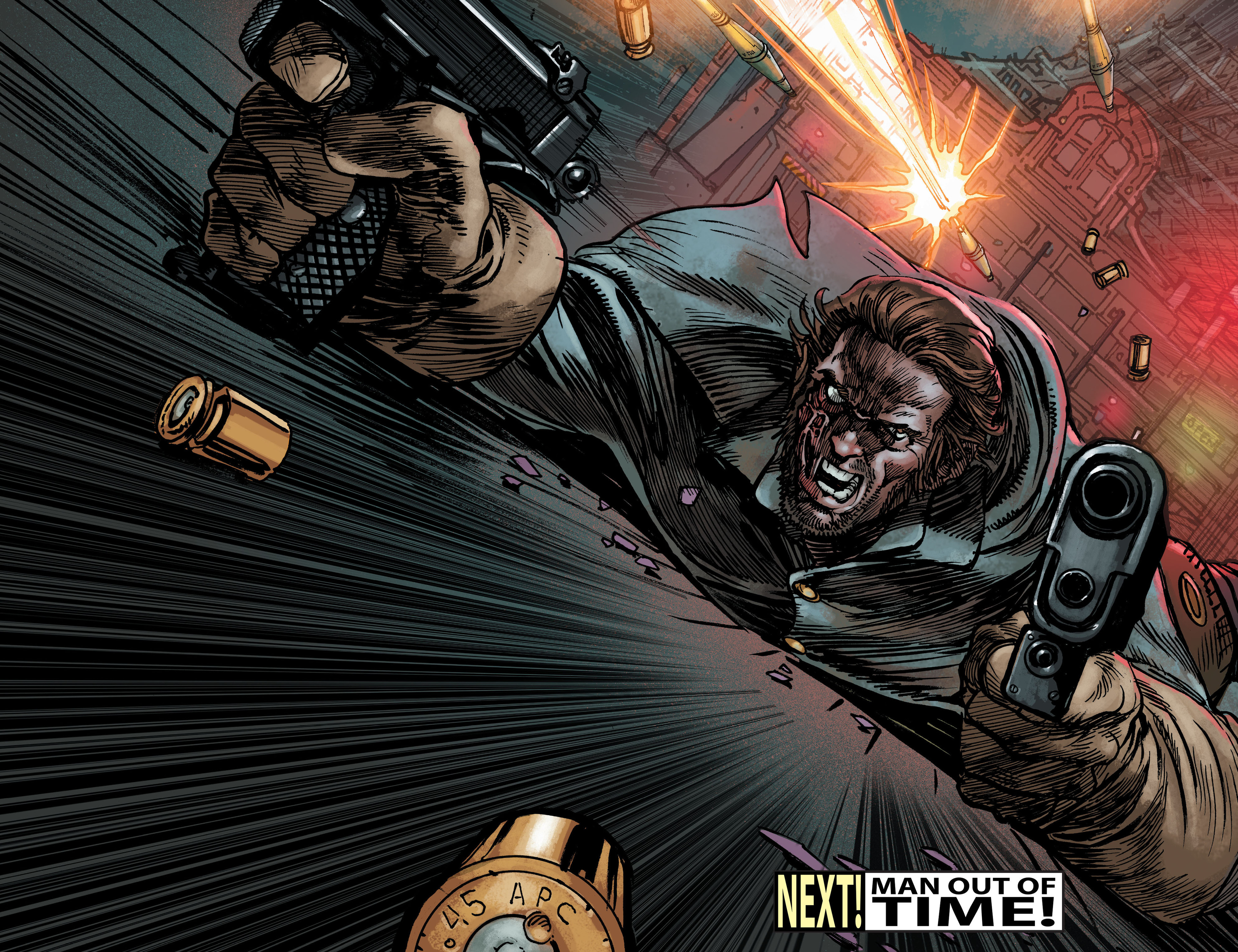 Read online All-Star Western (2011) comic -  Issue #22 - 30