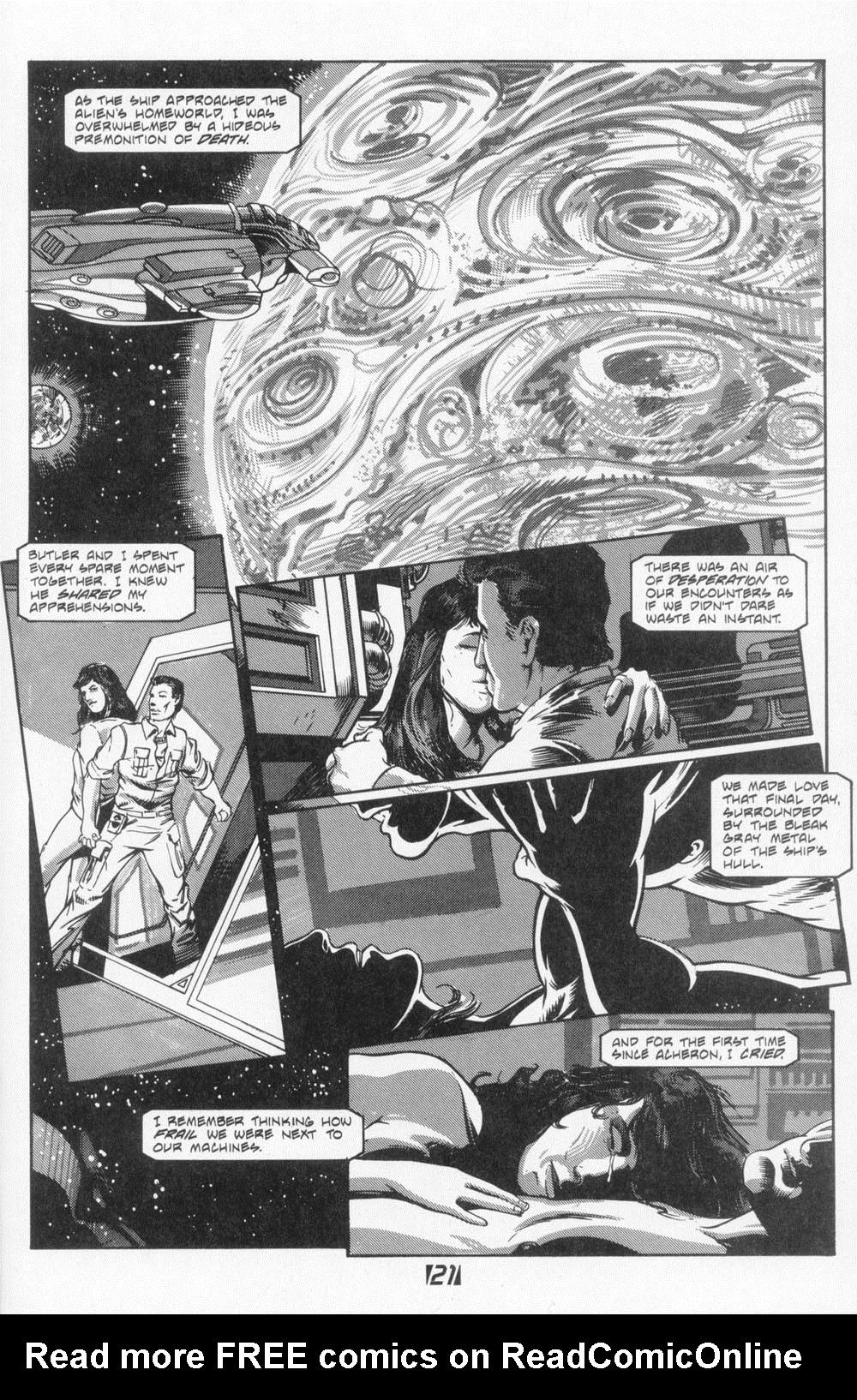Read online Aliens (1988) comic -  Issue #4 - 23