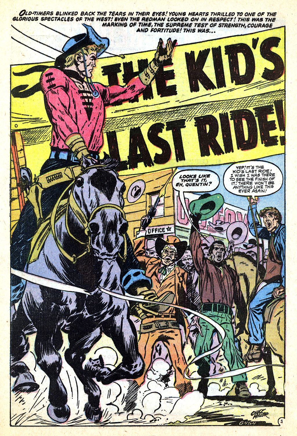 The Rawhide Kid (1955) issue 4 - Page 20