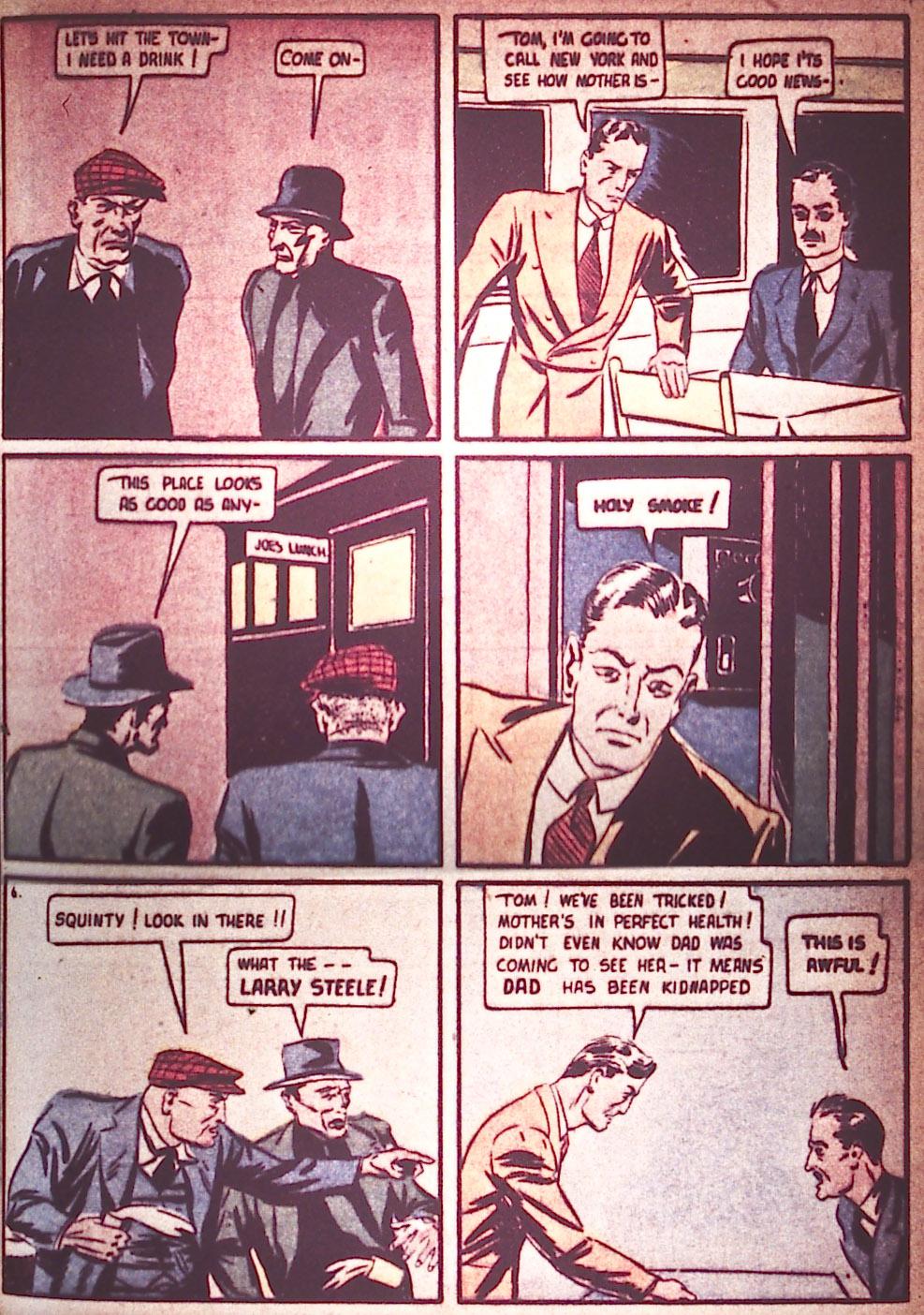 Detective Comics (1937) 6 Page 14
