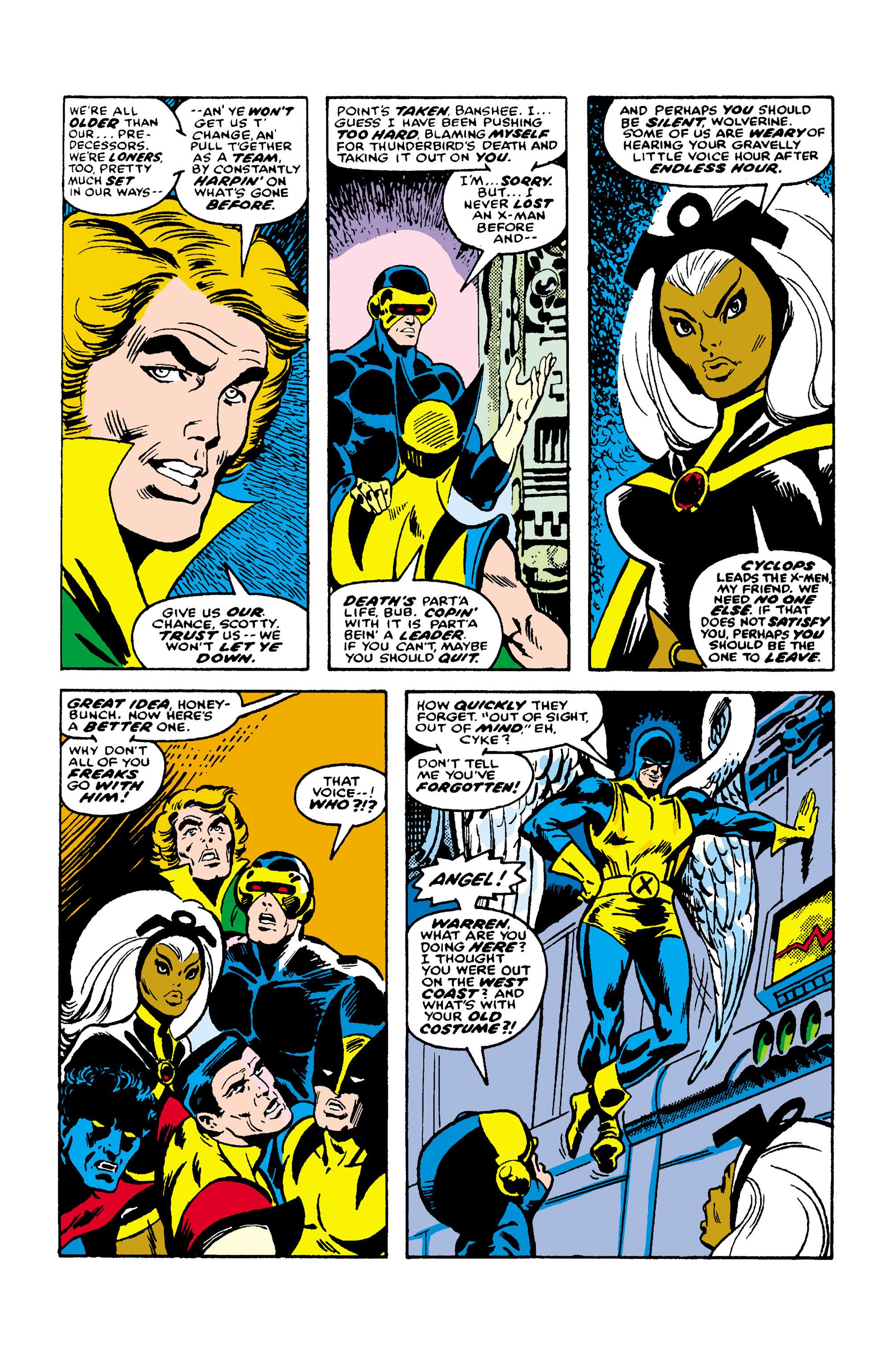Read online Uncanny X-Men (1963) comic -  Issue #106 - 6