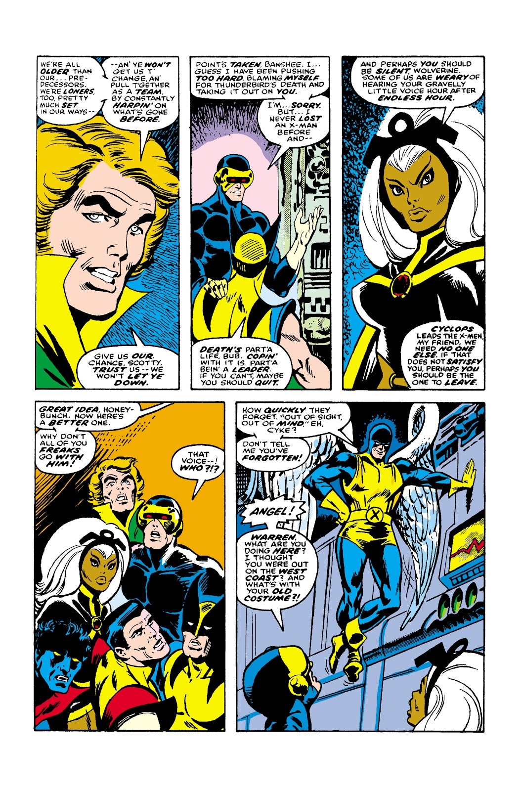 Uncanny X-Men (1963) issue 106 - Page 6