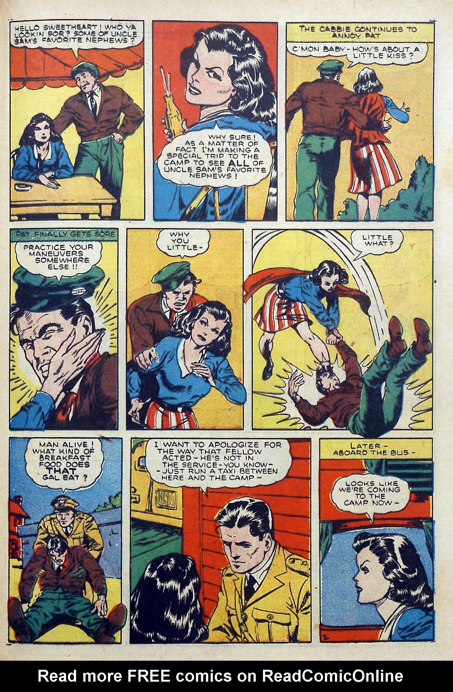 Daredevil (1941) issue 3 - Page 41