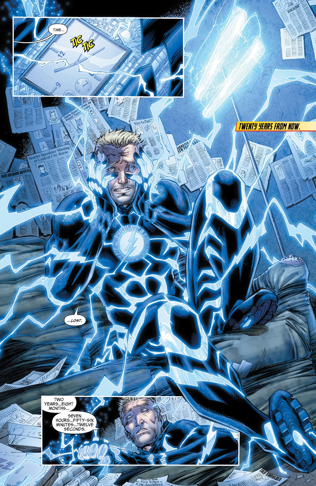 Read online The Flash (2011) comic -  Issue # _TPB 6 (Part 1) - 20