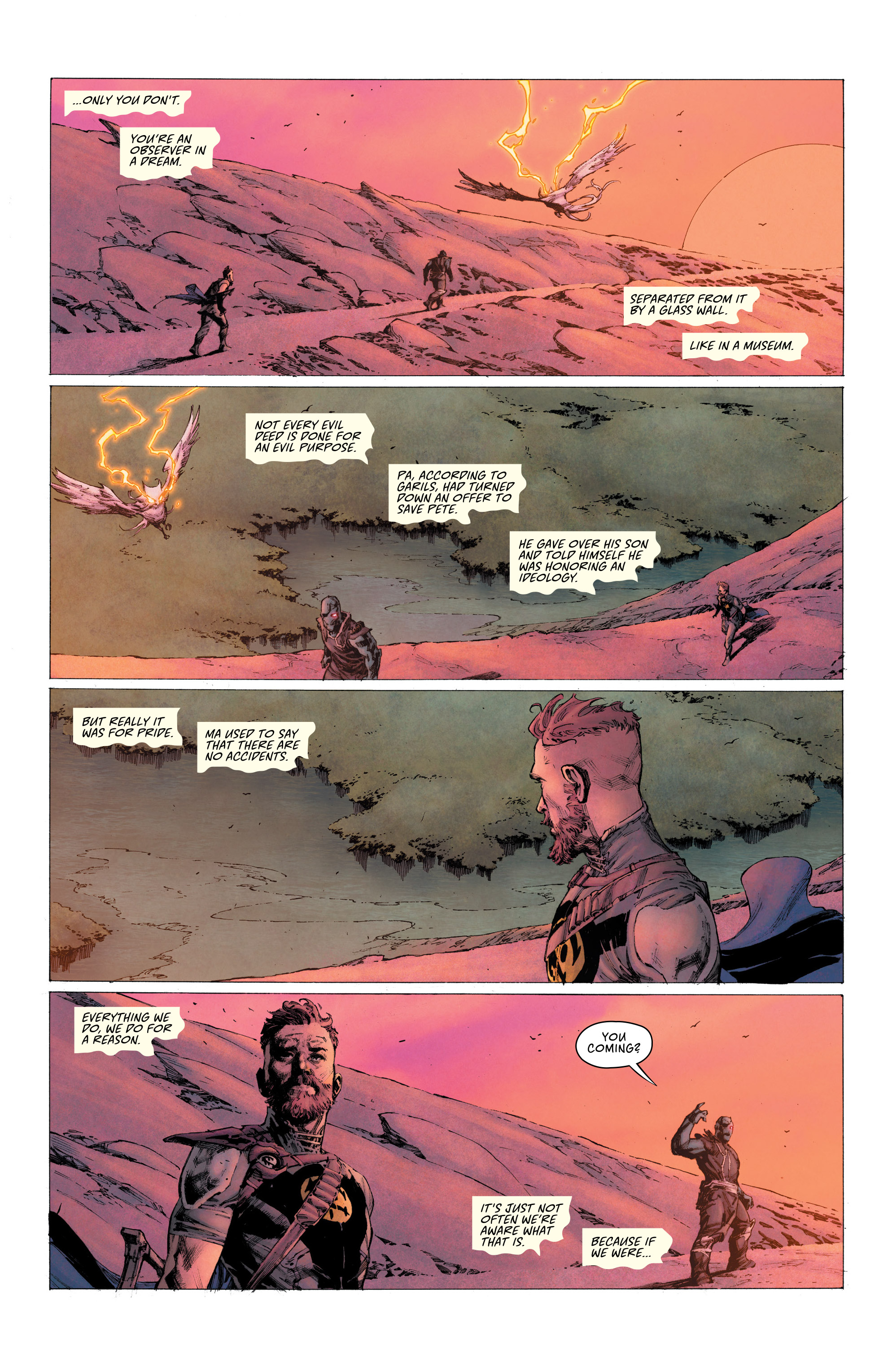 Read online Seven To Eternity comic -  Issue #6 - 26