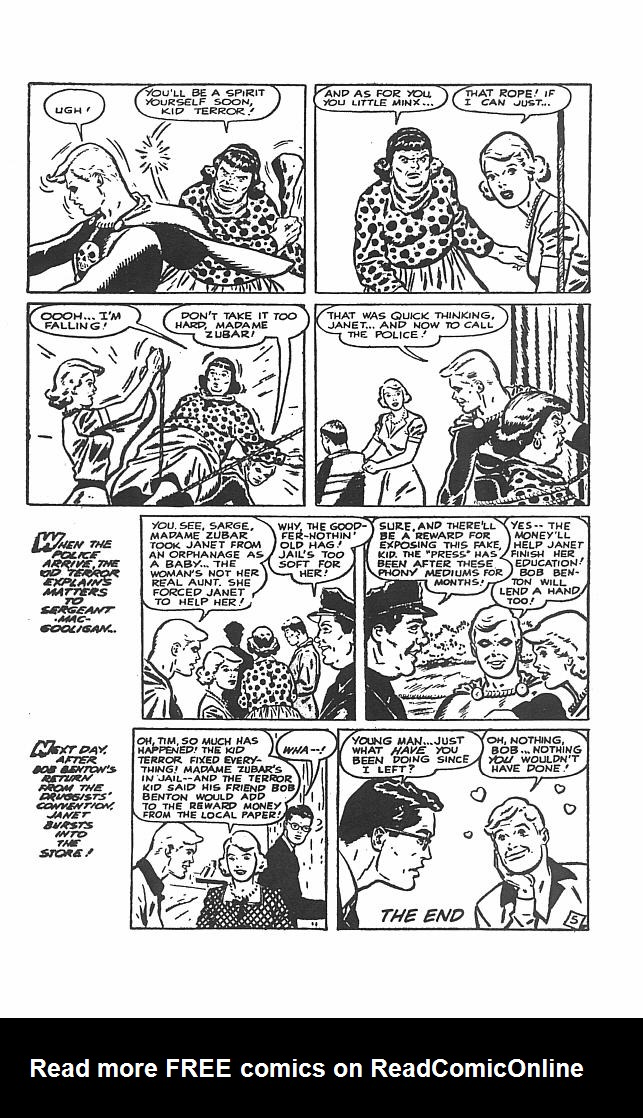 Read online Men of Mystery Comics comic -  Issue #40 - 17