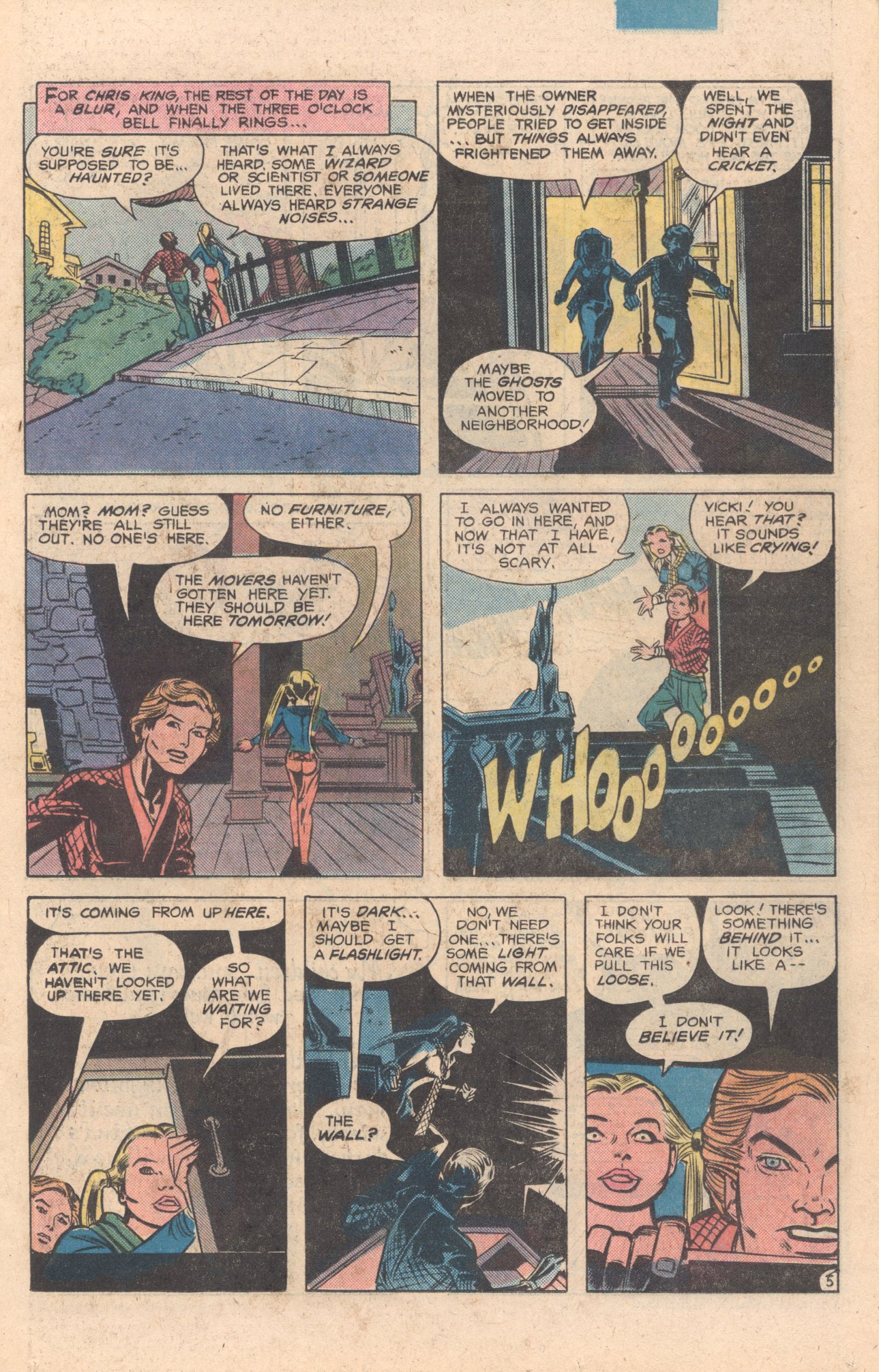 Legion of Super-Heroes (1980) 272 Page 32