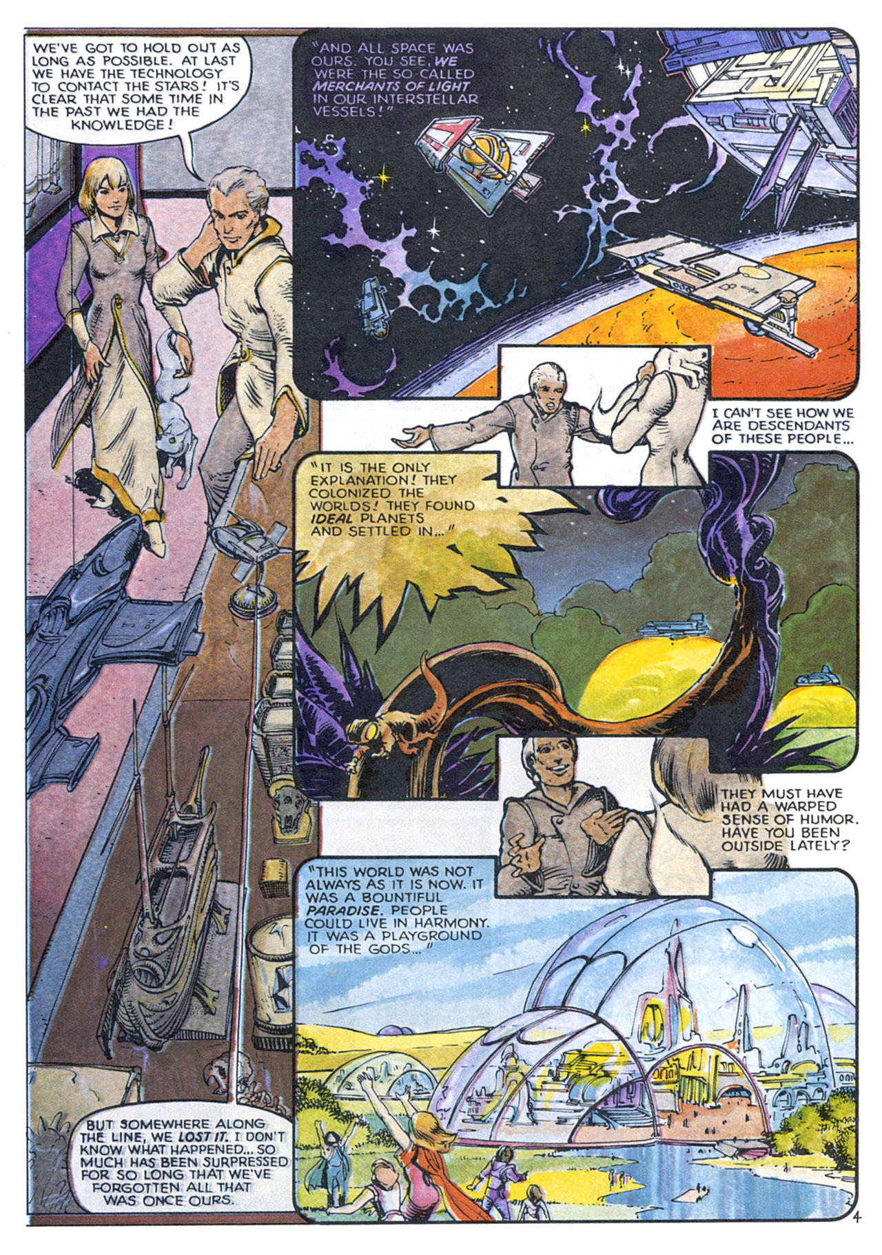 Read online Star*Reach comic -  Issue #13 - 21