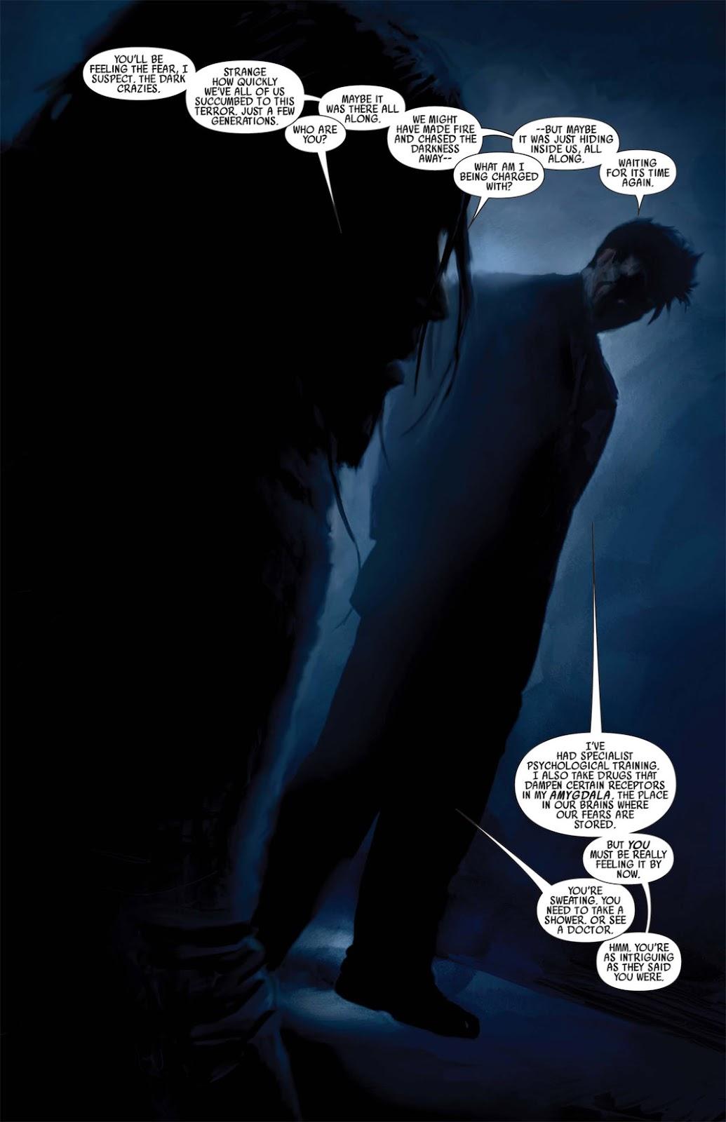 Read online After Dark comic -  Issue #1 - 14